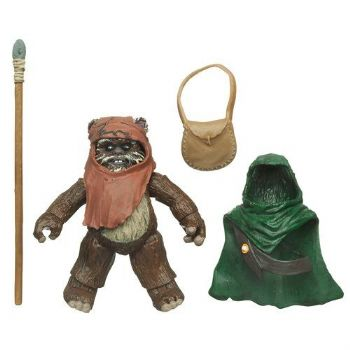 Star Wars The Vintage Collection ROTJ Wicket the Ewok Figure - Pre-Order